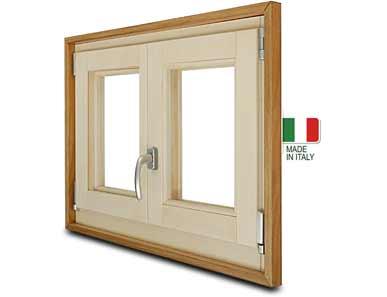 vantaggi dei serramenti in legno